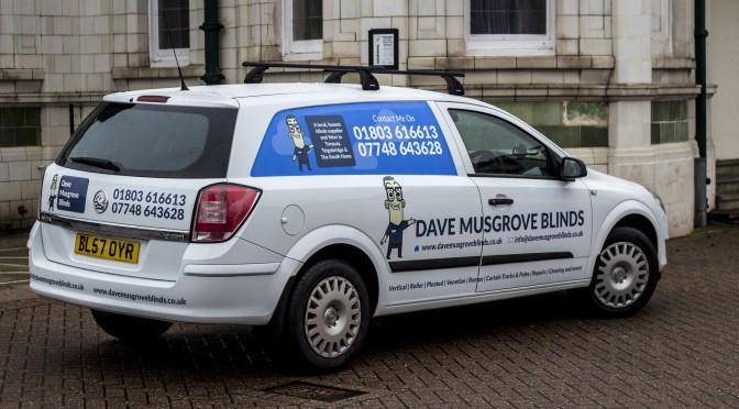 My new van