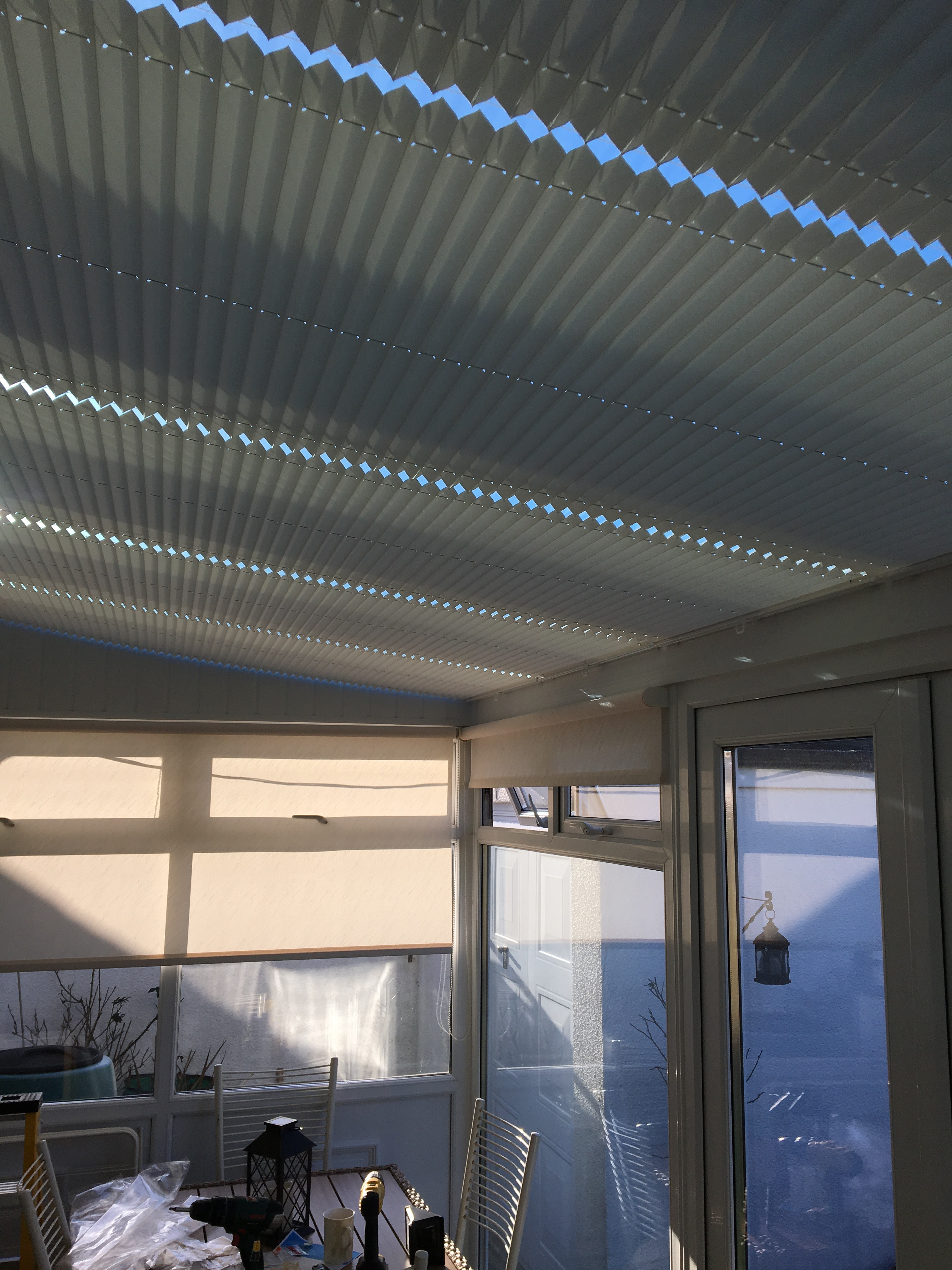 New Conservatory Roof, New Blinds Featured Image