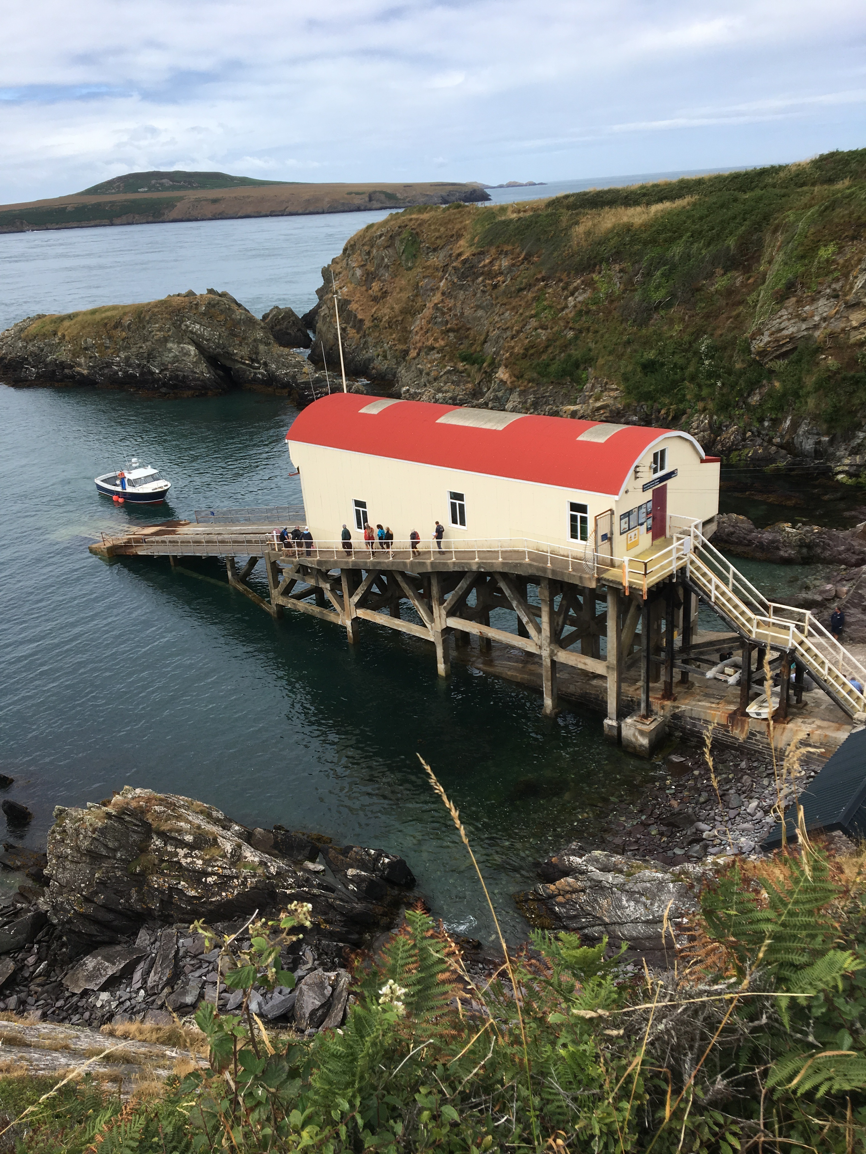 Lifeboat stations side by side Featured Image