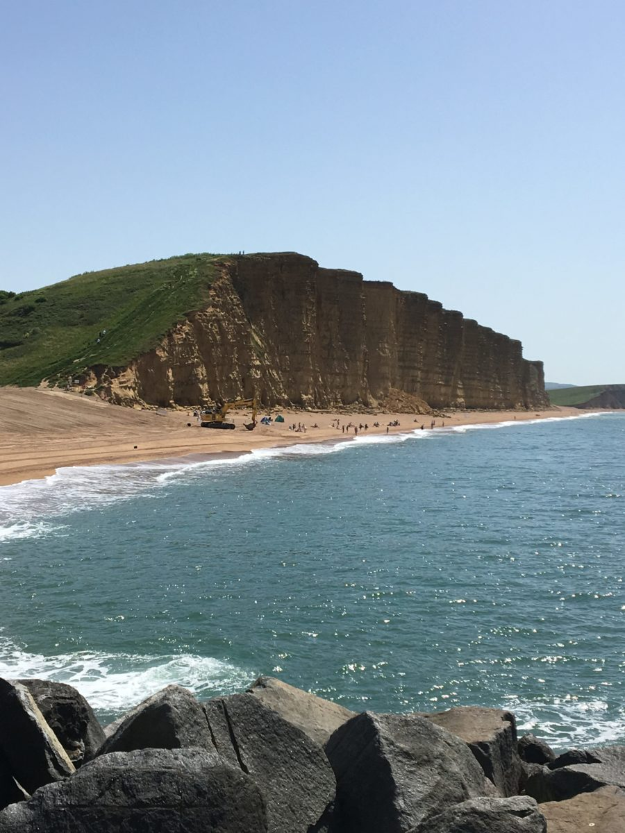 Visit To The Jurassic Coast Featured Image
