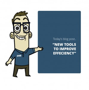 New Tools To Improve Effeciency