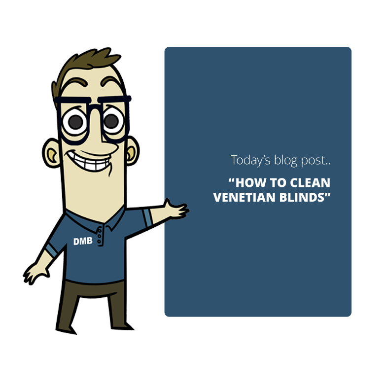 How To Clean Venetian Blinds Dave Musgrove Blinds